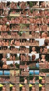 Crimea contest nudist Miss