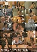Saori Hara - Does one piece of Entertainer towel men's bath case not look (2011/DVDRip/1.33 GB)