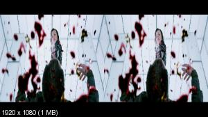 Обитель зла: Возмездие / Resident Evil: Retribution (2012) BDRip 1080p от Youtracker | 3D-Video [halfSbS]