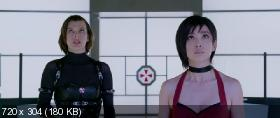 Обитель Зла: Возмездие / Resident Evil: Retribution (2012) HDRip    Лицензия