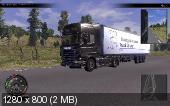 Scania Truck Driving Simulator - The Game 1.5.0 (2012/RU)