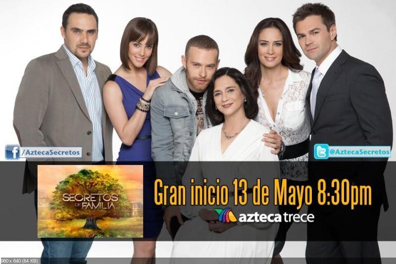 Secretos de Familia/ოჯახის საიდუმლოები [Tv Azteca 2013] 33ed67aad46c2ee8c2081b59d5495976