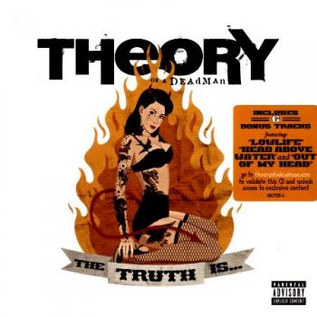 Theory Of A Deadman - Discography (2002-2011) (Lossless) + MP3